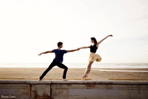 love: At The Beaches, Ballet Dancers, Dance Dance, No, Ocean Beaches, Balletzaida, Ballet Photography, Ballet Zaida, Beaches Pa