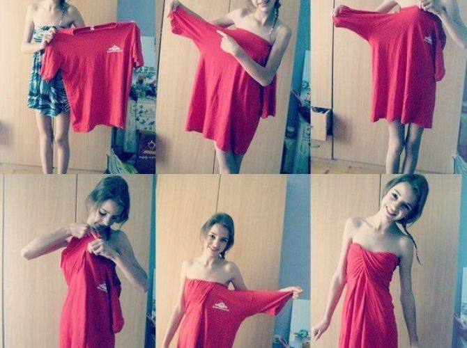 Stylish Diy Clothing Tutorials I Love All Of These