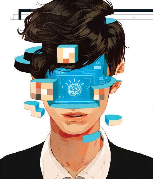 Sachin Teng editorial illustration