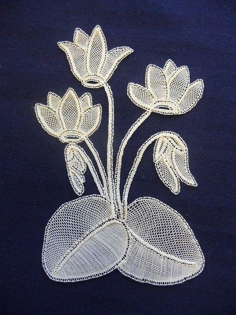 Honiton lace by Lauretta Clark | Flickr – Condivisione di foto!