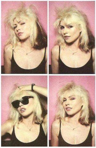 Blondie Blondie Blondie & Blondie...
