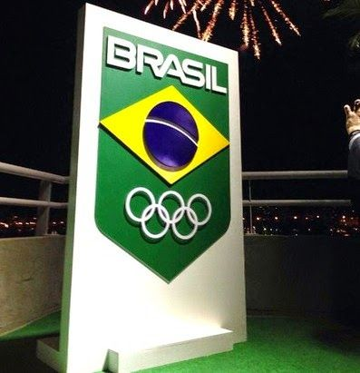 Blog Esportivo do Suíço: Nova marca do Time Brasil para os Jogos Rio-2016