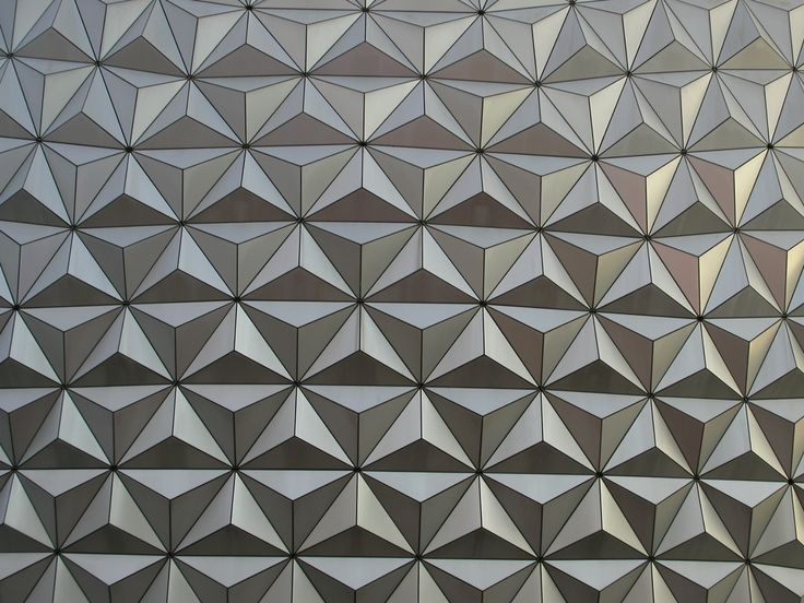 Dome philosophy sample of triangulation on Fuller's domes