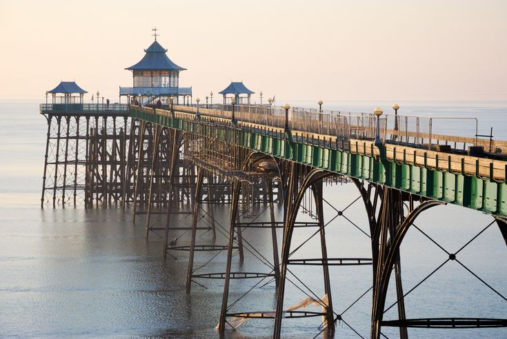 What do Keira Knightley, One Direction and the UK crime drama Broadchurch have in common? The small seaside town of Clevedon.