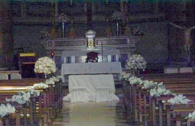 Chiesa e Municipio | Addobbi matrimoni
