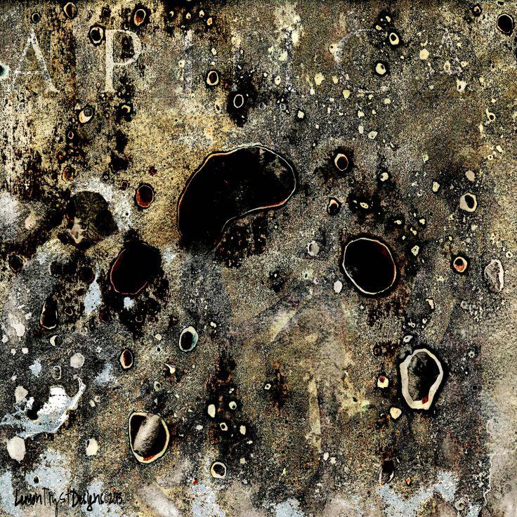Amoeba Again by Citra Artist: Christy RePinec, LemonTrystDesigns©2014, Citra Solv art.