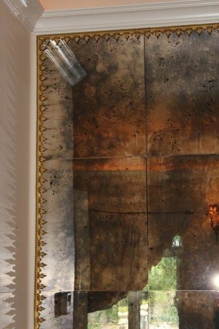 Pin By Timeless Reflections On Antique Mirror Glass In