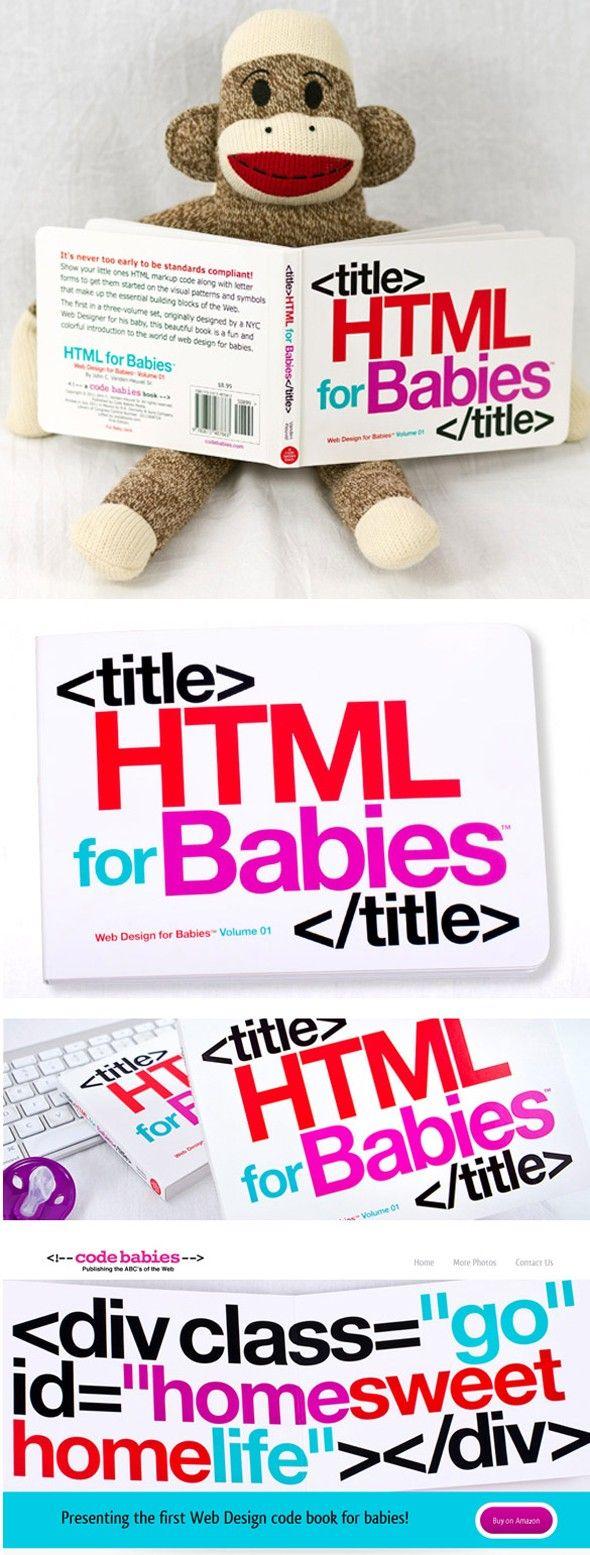 HTML pour les tous petits - Journal du Design