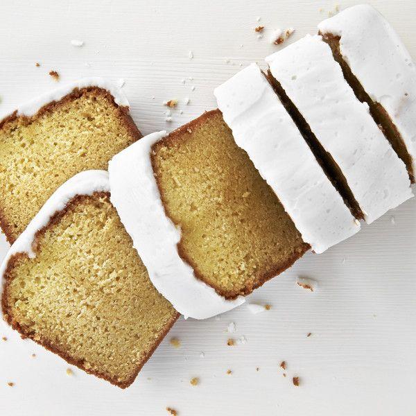 Carla Hall  Flavor Pound Cake