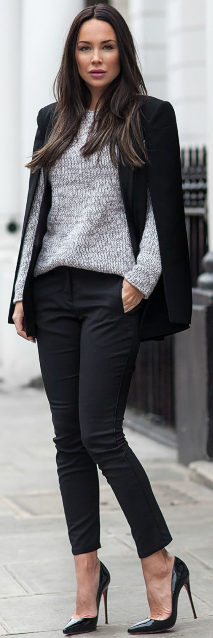 17 Best ideas about Cape Jacket on Pinterest | Black cape, Capes ...