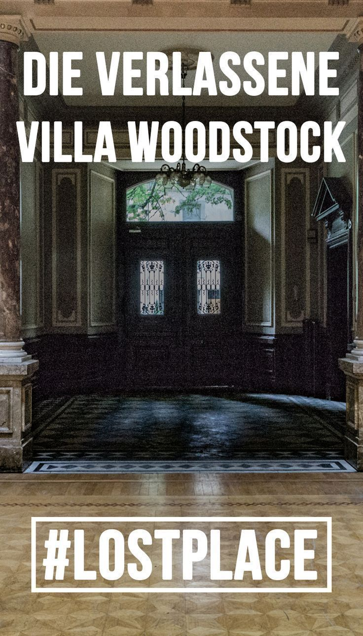 Die verlassene Villa Woodstock, auch als Villa Amalia bekannt! Ein toller Lost Place in Wuppertal, NRW, den es leider so nicht mehr gibt.