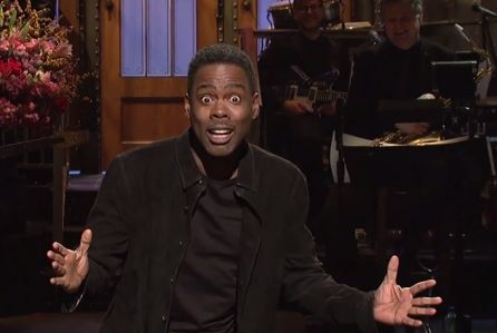 Chris Rock Saturday Night Live opening monologue