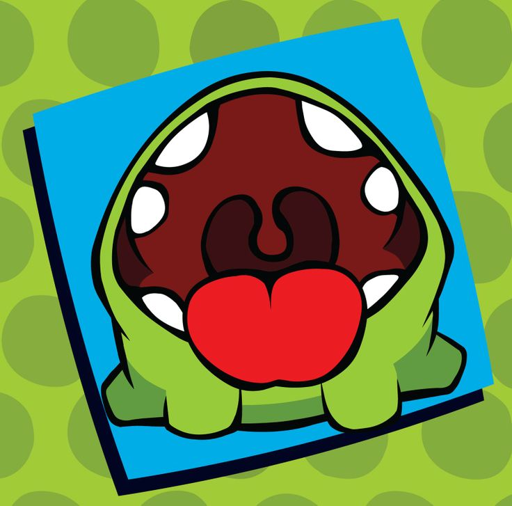 Cut the Rope games, Om Nom and Nommies …