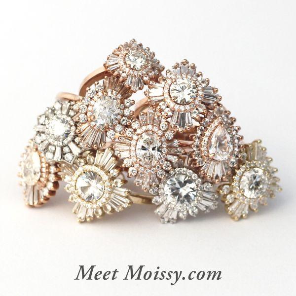 Meet Moissy.com and Enter to Win Charles and Colvard Forever Brilliant Moissanite Earrings