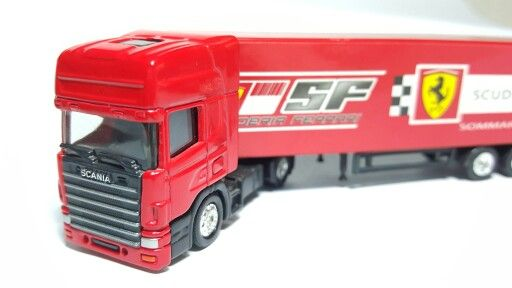 Scania Scuderia Ferrari - made in China