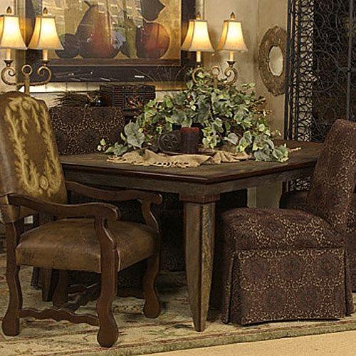 Fine Dining Room Furniture SevilleHome KansasCity DiningRoom
