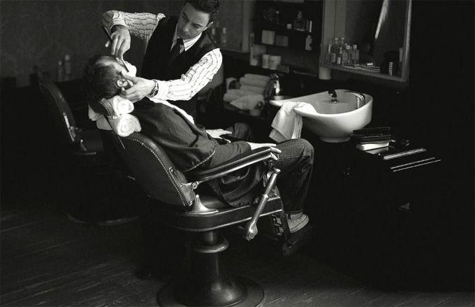 http://www.thecoolhunter.net/images/barber.jpg: Time Barbershops, Vintage Barbershops, Art, Lifestyle, Salons Barbershops, Gentlemen S Barbershop