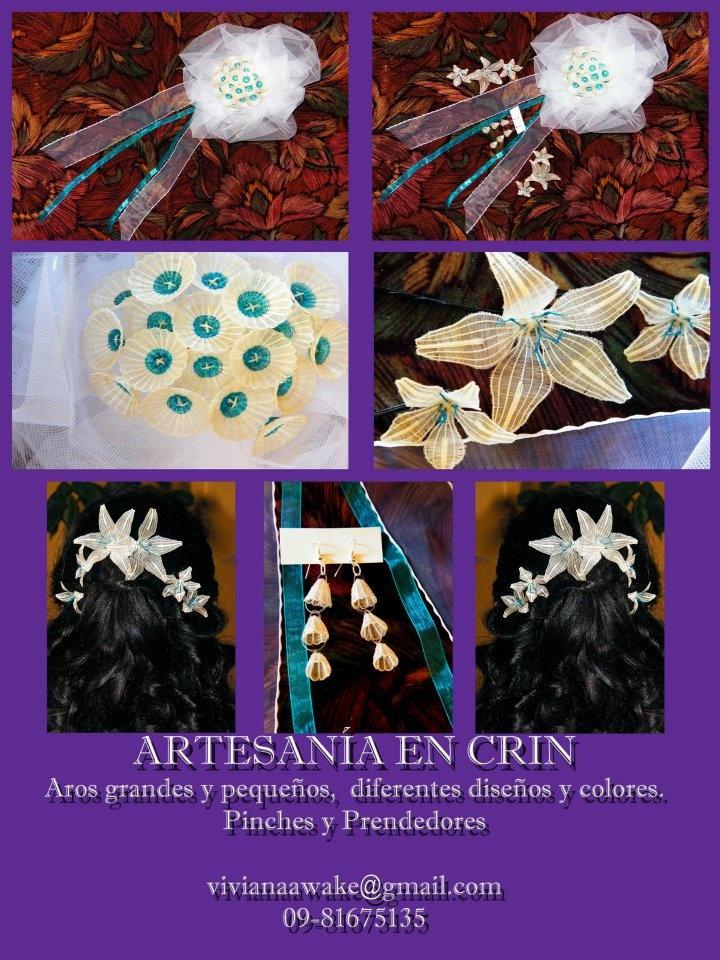 Catálogo Artesanía Crin para novias