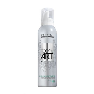 Summer look 1   L'Oréal Professionnel Tecni Art Full Volume Extra Mousse 250ml
