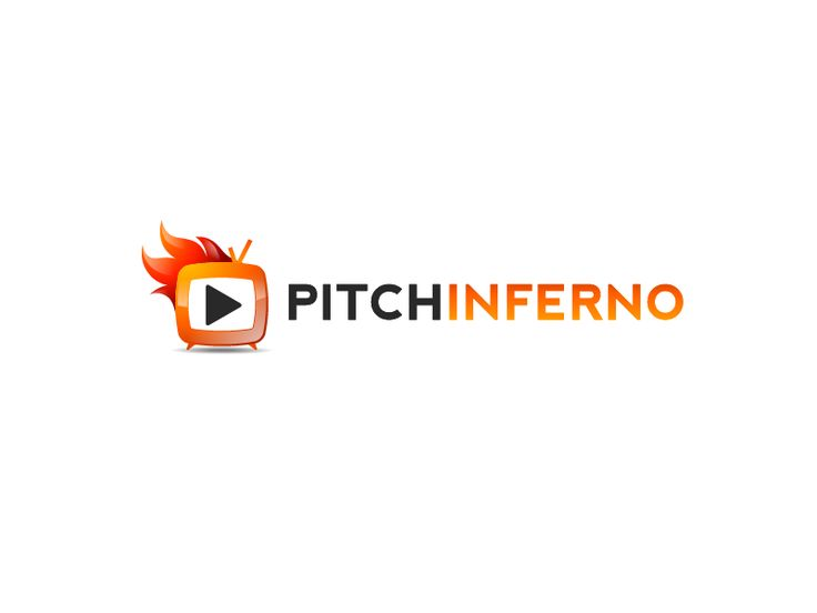 logo for PitchInferno.com by Ilham Herry
