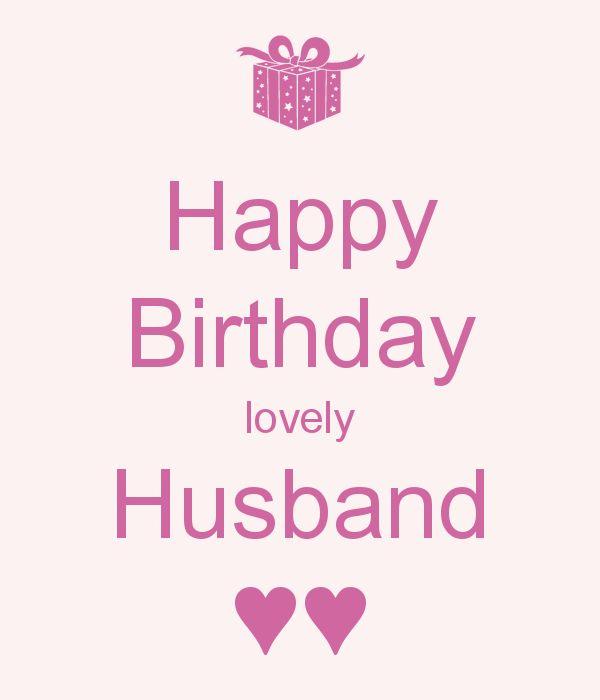 25+ Best Ideas About Husband Birthday Message On Pinterest