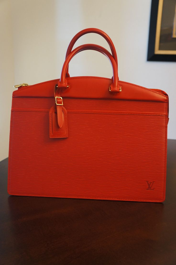 LOUIS VUITTON TOTE @Michelle Coleman-HERS