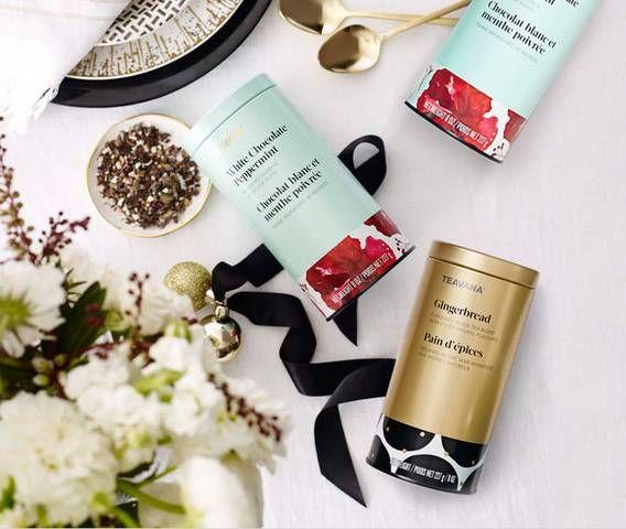 '#Tea's the Season' for Premium Loose Leaf Teas and Gifts from #Teavana