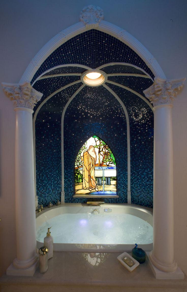Disney Dream Suite Bathroom: Disneyland Dream, Disney Dream, Dream Suits, Suits Bathroom, Stars, Bathtubs, Master Bath, Dream Bathroom, Hidden Mickey