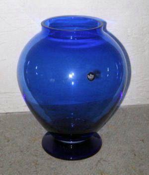 Stratos in blue Designed by Michael Böhm 23 cm
