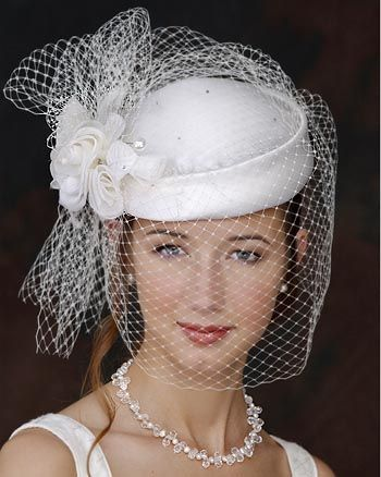 different kinds of hats   The Pillbox Hat, a New Wedding Hair Accessory Trend?