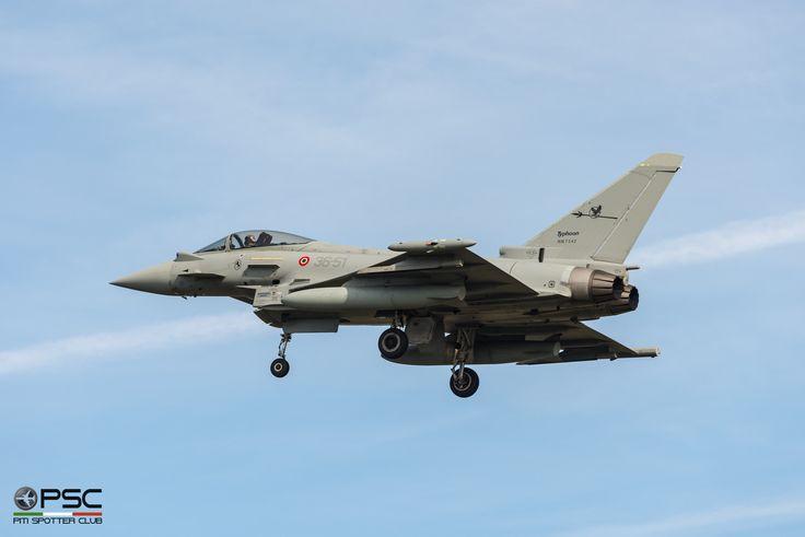 https://flic.kr/p/CDEXvb   DGC_4546   36-51 Italian Air Force Eurofighter F-2000A Typhoon MM7342