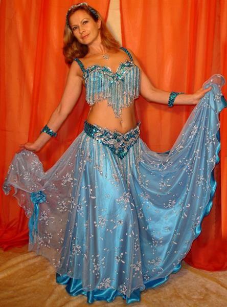 Фото костюмов для танца живота на заказ