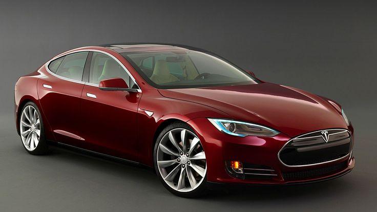 Tesla model s pics