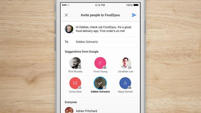App Invites (Beta)  |  Google Developers