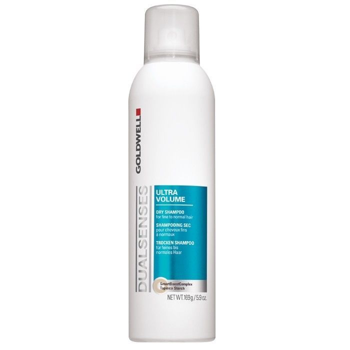 Goldwell DualSenses Ultra Volume Dry Shampoo 5.9 oz / 169g fine to normal hair #Goldwell