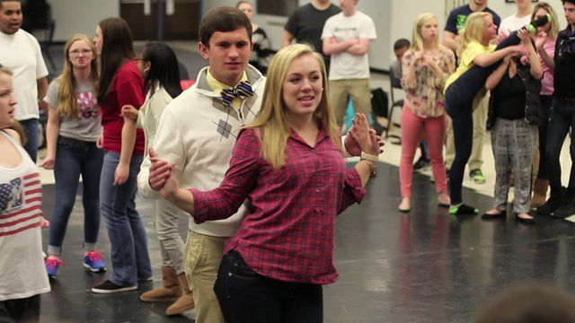 Legally Blonde The Musical Trailer Fort Mill High School  #LegallyBlonde #FMHS #2014