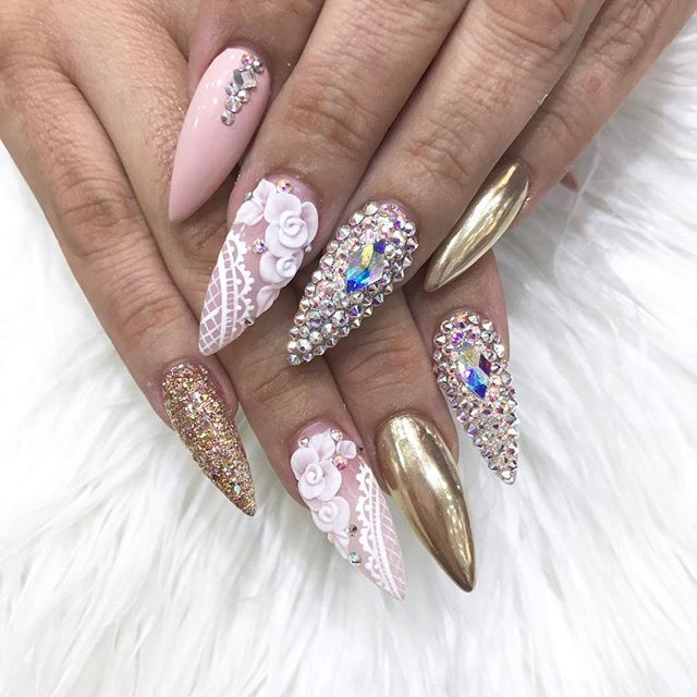 536 best NAILS images on Pinterest | Cute nails, Nail design and ...