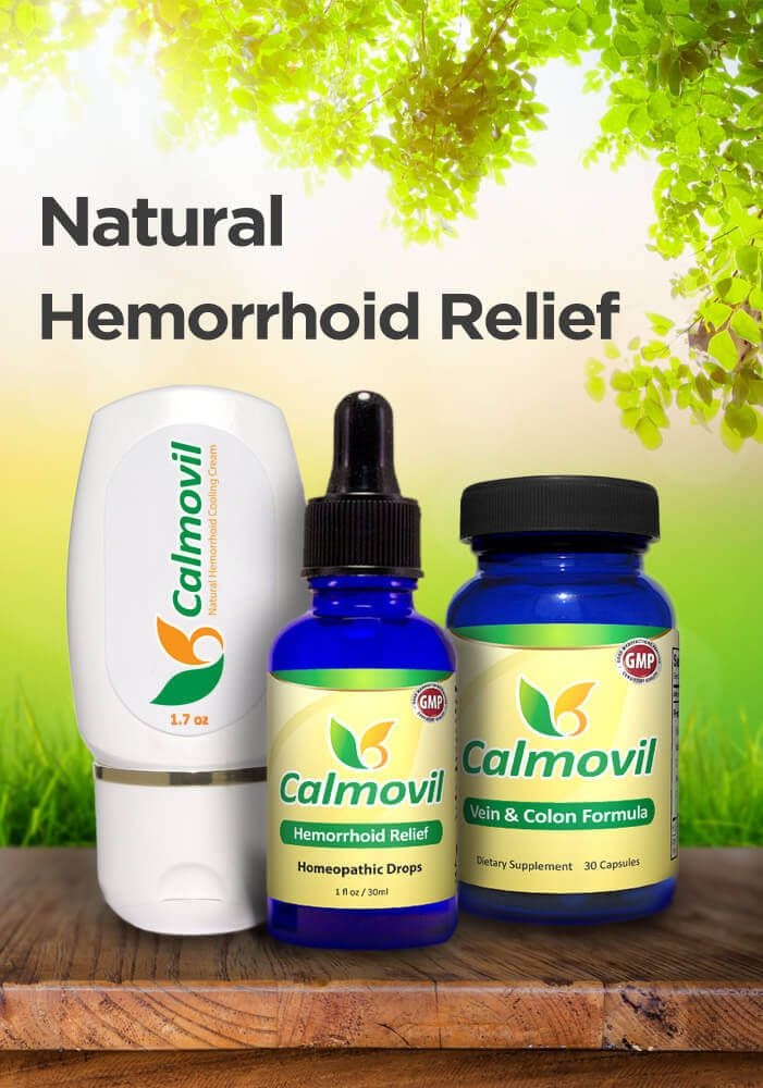 Calmovil - Homeopathic Relief for Hemorrhoids #herbs #remedies #followback