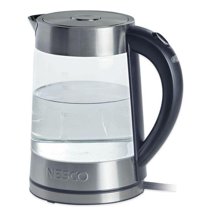 Nesco Electric Water Kettle Bed Bath Beyond 49 99 Kettle