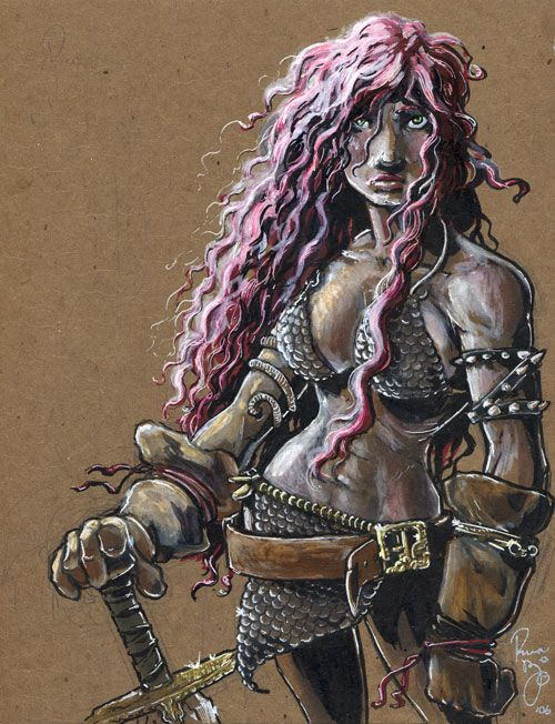 352 Best Hey Red...Sonja! Images On Pinterest