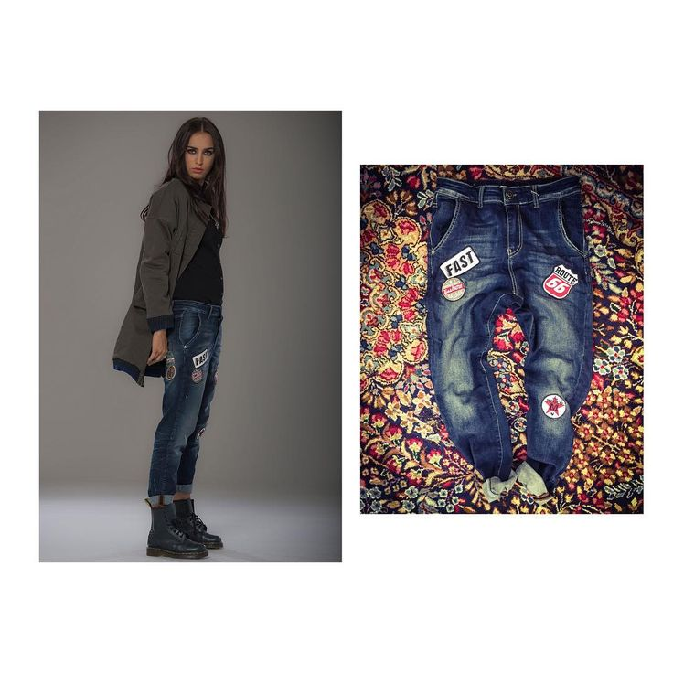 JEANS WOMAN PATCH FW15 ! #ADV #advcampaign #AI15 #art #autumn #amazing #Berna #bernaitalia #fashion #fall #girls #happy #instalike #look #lookbook #model #makeup #night #ootd #outfit #photo #picoftheday #top #topmodel