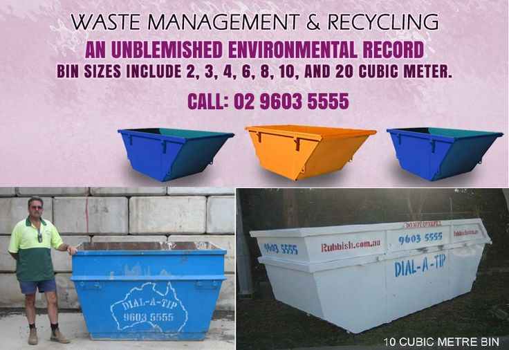 We, at Dial A Tip, offers the most economical and quality waste management system, providing skip bins and bags in varied sizes, which are tough and durable to carry. Our rubbish removal in Sydney is in compliance to the regulative authorities and we are also licensed to carry asbestos.