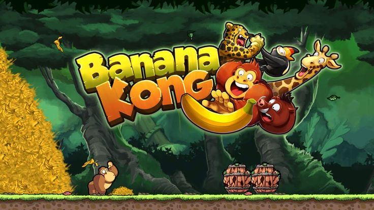 Banana Kong - Universal - HD Gameplay Trailer