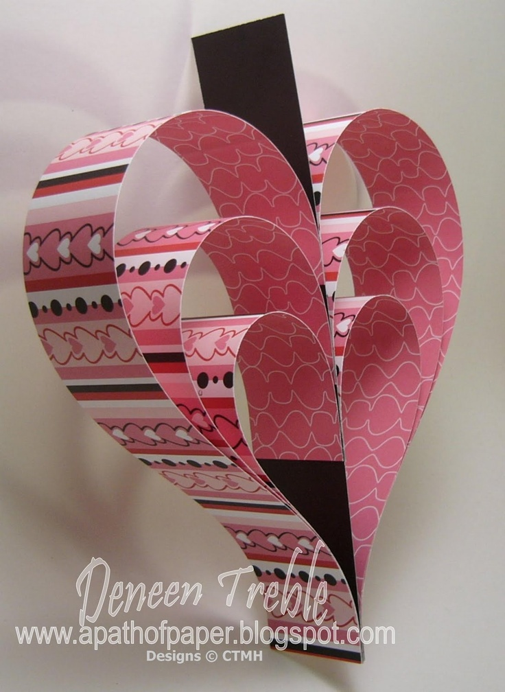 paper hearts tutorial
