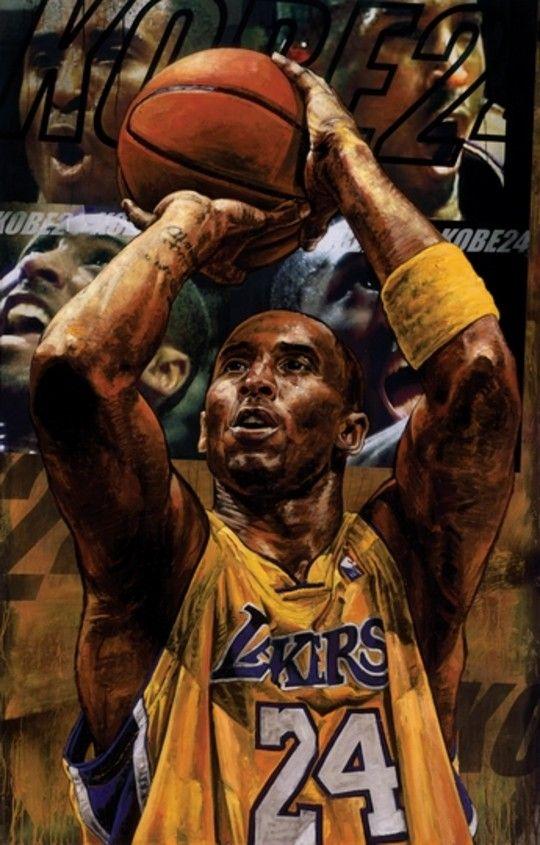 Kobe 24 | Stephen Holland #stephenholland