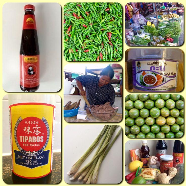 Heb je een ingrediënt voor een Thais recept niet in huis? In deze lijst vind je alternatieven en vervangers voor Thaise kruiden, specerijen en sauzen.