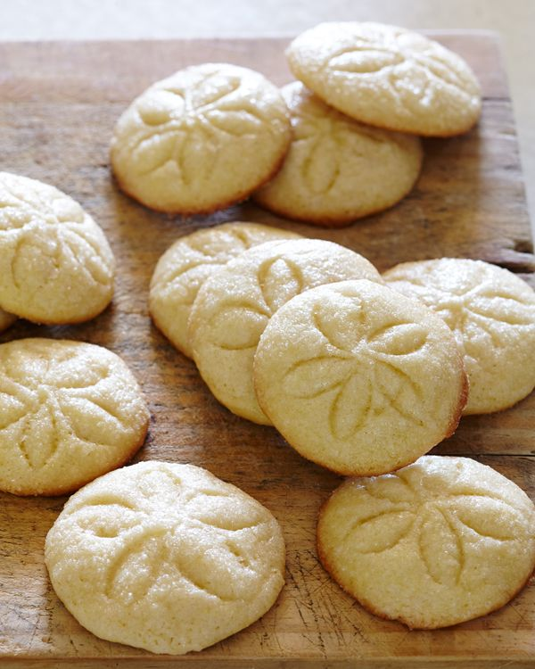 Lovely Sand Dollar Sables by Kitchen Repertoire.