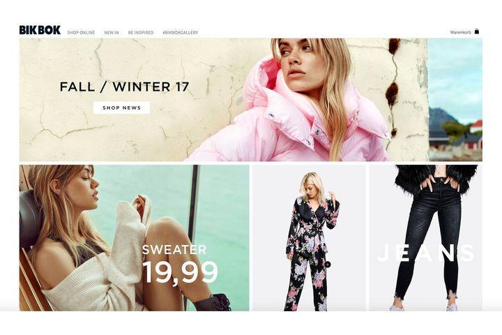 """Bik Bok ist die Anlaufstelle für junge Fashionistas in Skandinavien – glücklicherweise liefert der Onlineshop des günstigen Trendlabels, das 1973 in Norwegen gegründet wurde, aber auch nach Deutschland. Zu finden gibt es hier jede Menge typische """"Skandi""""-Styles sowie Schmuck und Accessoires. Wer Styling-Inspiration sucht, sollte unbedingt auf dem Bik Bok Instagram Account vorbeischauen."""