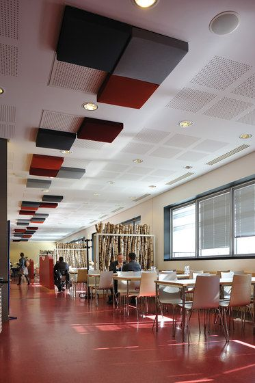Systèmes de plafond | Abso Pavés | Texaa® | Texaa® Design. Check it out on Architonic
