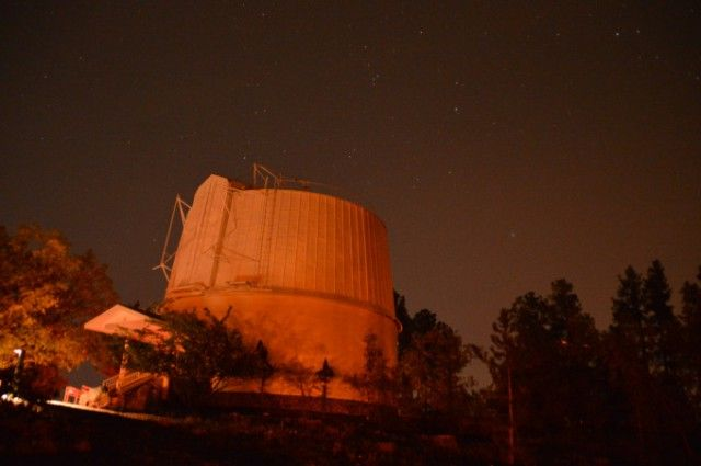 Exploring astronomy old and new at the Lowell Observatory
